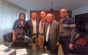 0 Delegazione CIDEC incontra Turano